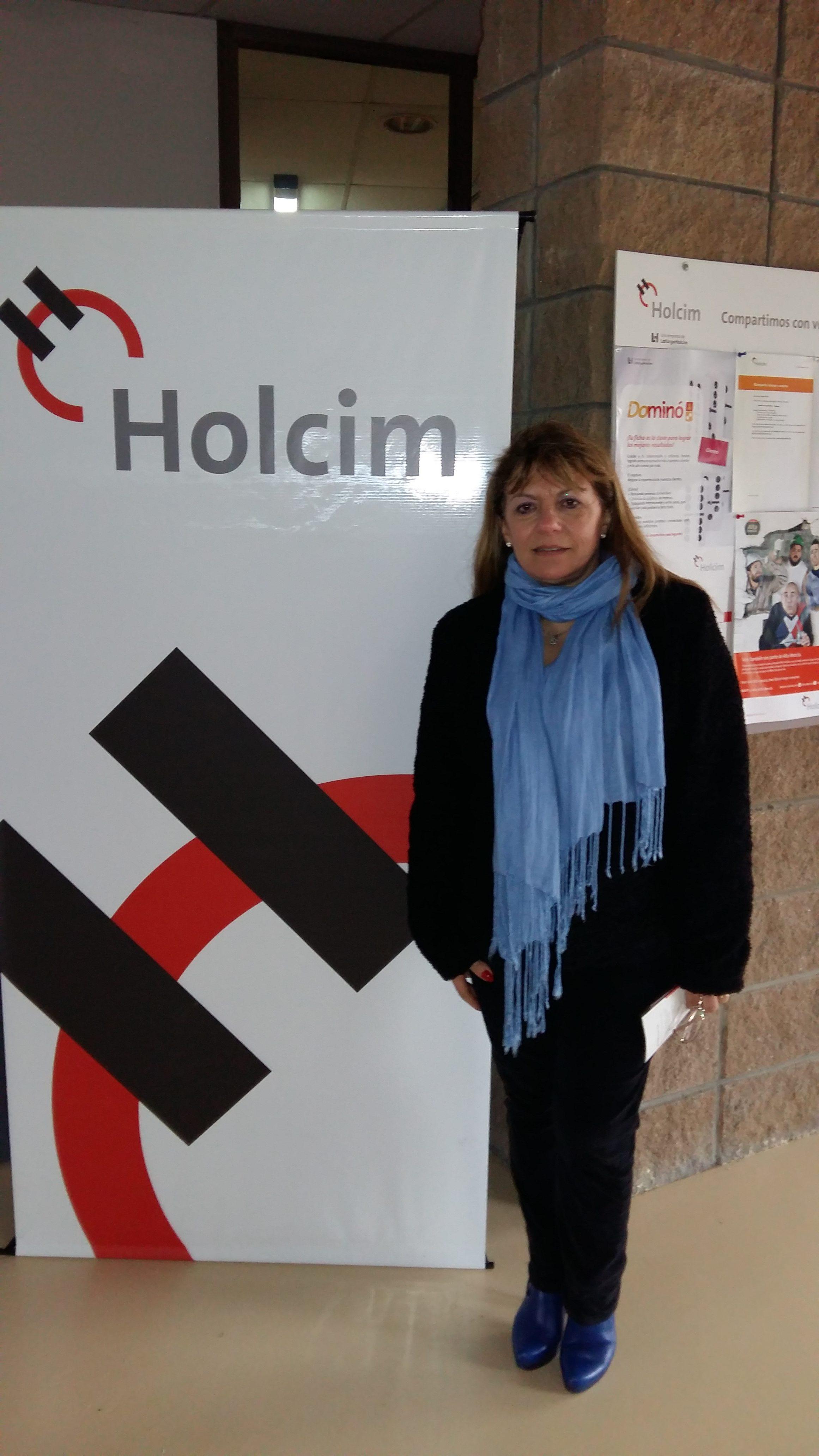 HOLCIM, Campana; 04/2017