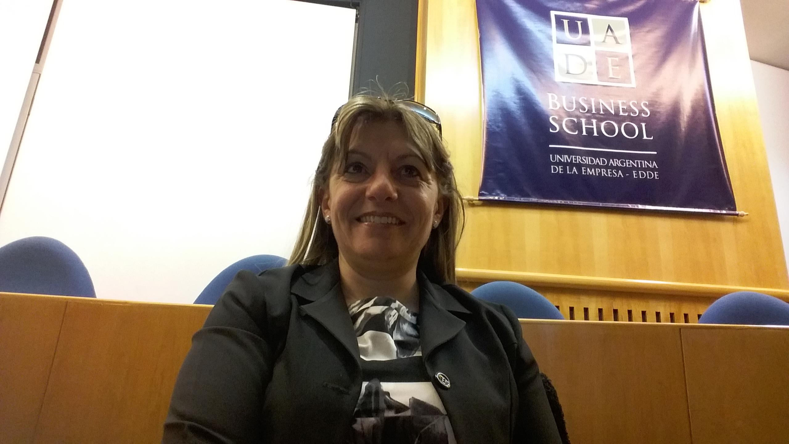 Maestría en Dirección de RRHH; UADE 2015-2016